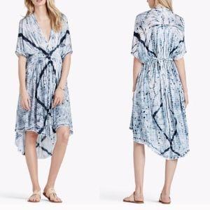 Lucky Blue & White Audrey Dress M